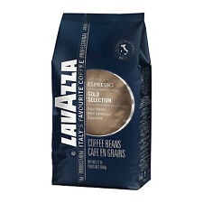 LAVAZZA Gold Selection ESPRESSO Kaffee in ganze Bohnen 1000g Packung