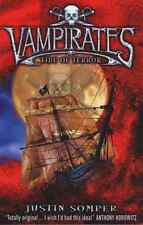 Vampirates 2: Tide of Terror by Justin Somper (Paperback, 2006)