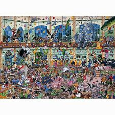 GIBSONS I LOVE PETS 1000 PIECE MIKE JUPP JIGSAW PUZZLE - IDEAL FOR PET LOVERS