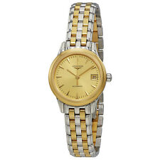 Longines Le Grande Automatic Two-Tone Steel Ladies Watch L42743327