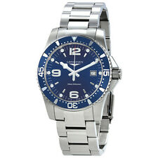 Longines HydroConquest Blue Dial Mens Watch L37404966