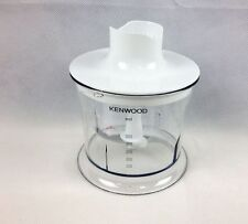 Kenwood HB710 Genuine Chopper Bowl With Geared Lid Assembly & Blade