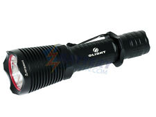 Olight M22 Warrior LED Flashlight 950 Lumens CREE XM-L2 LED Black Strike Bezel