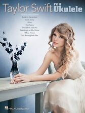 Taylor Swift For Ukulele Learn to Play Pop Country Rock Tunes UKE Music Book
