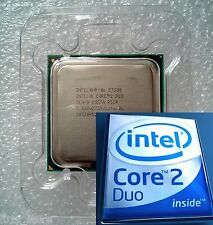 Intel Core 2 Duo E7300 SLAPB 2x2,66GHz/3MB/1066FSB Socket LGA775 Dual CPU