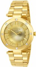 Invicta Angel Gold Dial Ladies Watch 23728