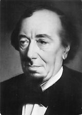 B99738 disraeli von angeli painting postcard   painter hungary famous people