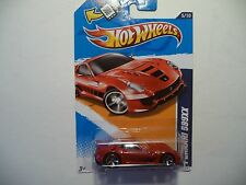 Hot Wheels Ferrari 599XX Red 2012 All Stars MOC