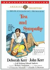 TEA AND SYMPATHY (1956 Deborah Kerr)  remastered  Region Free DVD - Sealed