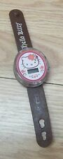 "McDonald's Happy Meal Toy ""Hello Kitty"" Children's Wrist Watch Only **READ**"
