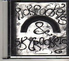 (CR621) Pickpockers & Skyrockets, album sampler - DJ CD