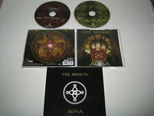 THE MISSION/AURA(SPV/088-62760 CD)2xCD ALBUM