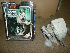 Rare Vintage Star Wars ROTJ Lili Ledy At-St in Original Box!