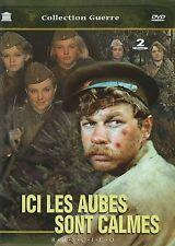 DVD ICI LES AUBES SONT CALMES - Coffret 2 DVD