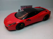 1/18 Ferrari 458 Italia - LICENSED ITEM ,  see all pics and description - 3L 050