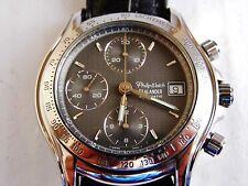 Orologio philip watch sealander automatico chrono 200 mt acciaio