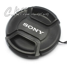55mm Front Lens Cap For Sony Camera A58 A99 ILCA-77M2