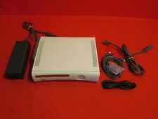 Xbox 360 Pro 20 GB Video Game Systems Console Microsoft White Very Good 7466
