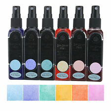 Cosmic Shimmer Ink Spray Mist Set - Phill Martin Graceful Collection