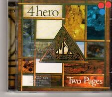 (GA934) 4 Hero, Two Pages, 2CD  - 1998 CD