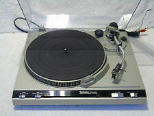 TECHNICS sl-5200 Direct Drive 2 velocità giradischi RECORD DECK PLAYER