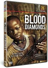 Blood Diamonds - Jewellery To Die For (New DVD) Real Story of Conflict Diamonds