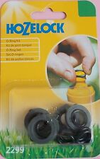 HOZELOCK 2299 SPARES KIT O RINGS & WASHERS FOR TAP CONNECTOR SPRAY GUN  NEW