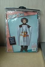 BRAND NEW DOGGY BAG UNISEX BOYS OR GIRLS SIZE 7-10 KID HALLOWEEN COSTUME OUTFIT