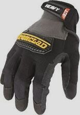 New! IRONCLAD Heavy Duty Utility Work Gloves Full Dexterity MEDIUM Mens HUG-03-M