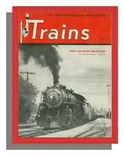 "MISSOURI-KANSAS-TEXAS RAILROAD--""THE KATY""--RARE HISTORY/PHOTOS  FROM 1949!"