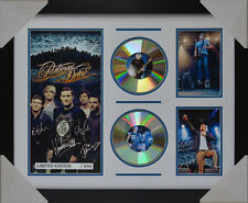 PARKWAY DRIVE MEMORABILIA SIGNED FRAMED LIMITED EDITION 2 CD 2016 #C