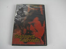 Samurai Assassin Japanese language English subtitles mint!