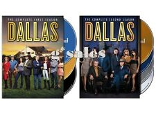 Dallas TV Series Complete First & Second Season 1 & 2 ~ BRAND NEW 7-DISC DVD SET