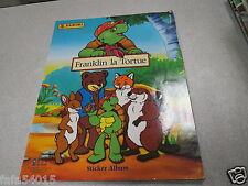 ALBUM PANINI : FRANKLIN LA TORTUE manque 56 images *