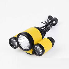 Waterproof 5000Lm CREE XM-L 3XT6 LED Head Front Bike Lamp Bicycle Light HeadLamp