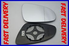 TOYOTA YARIS MK3 2011-2015  WING MIRROR GLASS WIDE ANGLE  HEATED RIGHT