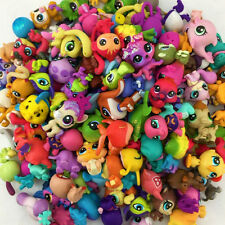 Promotion 30PCS Lot Original LPS Littlest Pet Shop Girl Baby MINI toy Xmas Gift