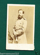 Photograph CDV cabinet card Frederick Crowned Prince of Prussia c 1870 s PA1