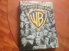 THE WARNER BROS. STORY par Clive Hirschhorn
