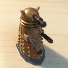 Doctor Who Character Building Series 3 Bronze / Gold Dalek