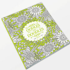 A4 64 page adult colouring book - The Lime One
