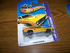 "2013 Hot Wheels ""73 Ford Falcon XB"" HW SHOWROOM 198/250"