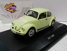 """Schuco 03892 # Volkswagen VW Käfer 1600i """" Summer """" in """" hellgrün """" 1:43 NEU"""
