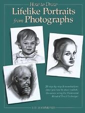 How to Draw Lifelike Portraits from Photographs-ExLibrary