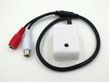 High Sensitive Mic for CCTV Security IP Camera Microphone Audio Pick up Device