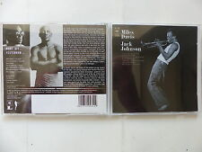 CD Album MILES DAVIS A tribute to Jack Johnson COL 519264 2