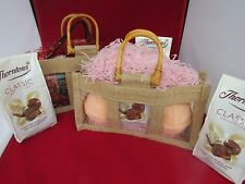 Luxury Fragranced JUMBO Bath Bomb and Thorntons Chocolate Gift Set
