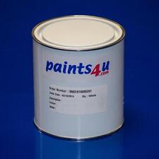 1L Brushing Gloss Topcoat Enamel Paint Tin RAL TELEGRAU MATT 7045