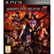 Dead or Alive 5 PS3 ✰✰✰NEU & OVP✰✰✰