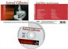 "ASTRUD GILBERTO ""That Girl From Ipanema"" (CD) 2006"